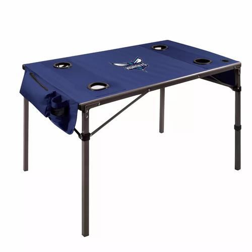 Picnic Time Charlotte Hornets Folding Travel Table