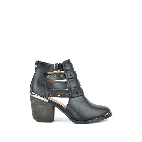 Chase & Chloe Coddy Bootie