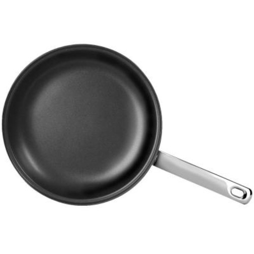 Range Kleen 12 in. Preferred Non-Stick Fry Pan in Stainless Steel