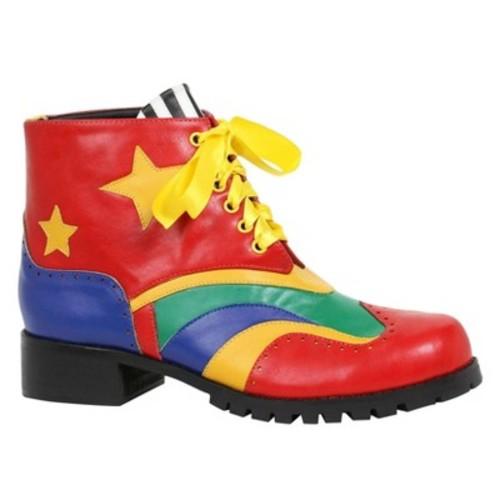 Adult Clown Costume Shoes