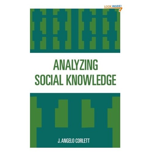 Analyzing Social Knowledge