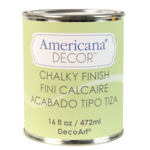 DecoArt Americana Decor 16 oz. Refreshing Chalky Finish