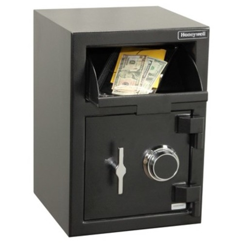 Honeywell 1.06 cu ft/Steel Depository Security Safe