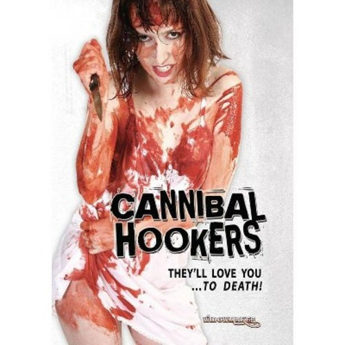 Cannibal Hookers (DVD)