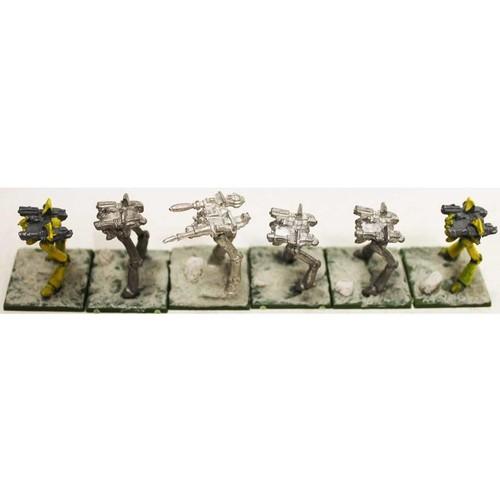 War Walker Collection #8 NM