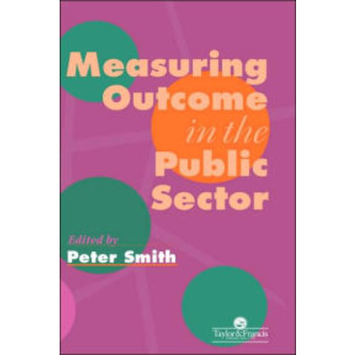 Measuring Outcome In The Public Sector