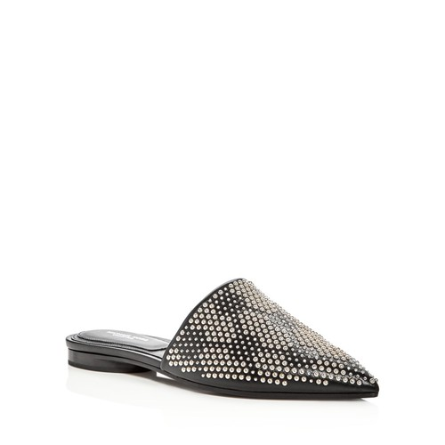 MICHAEL KORS COLLECTION Darla Studded Mules
