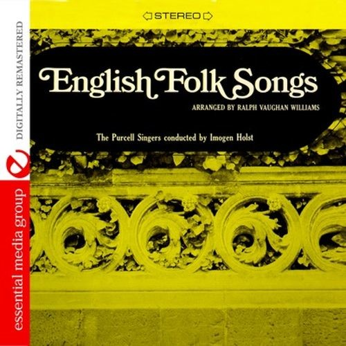 English Folk Songs [CD]
