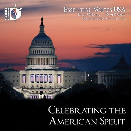 Celebrating The American Spirit-CD