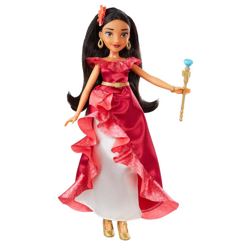 Disney's Elena of Avalor Adventure Doll