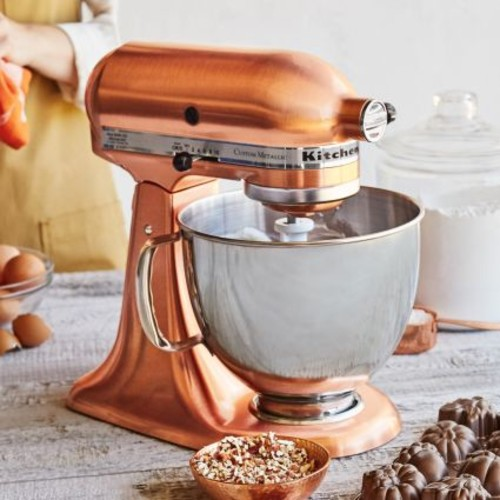 KitchenAid Artisan Copper Stand Mixer, 5 qt.