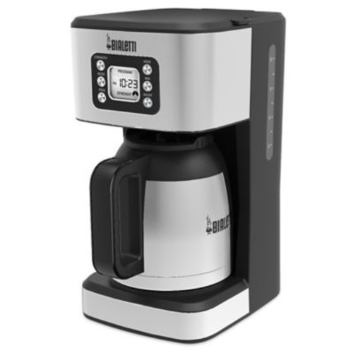Bialetti Thermal 35017 10-Cup Coffee Maker in Black