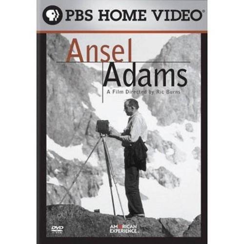 American Experience: Ansel Adams (DVD) [American Experience: Ansel Adams DVD]