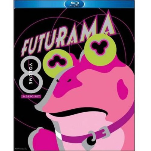 20th Century Fox Home Entertainment Futurama: Volume 8 (Blu-ray)