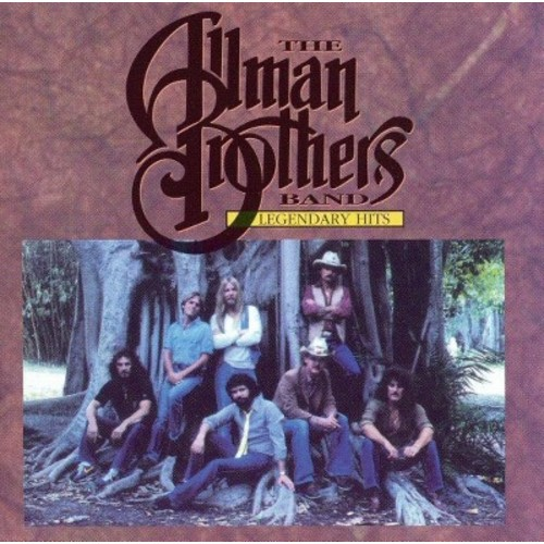 Allman brothers band - Legendary hits (CD)