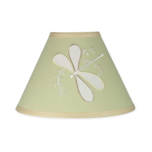 Sweet Jojo Designs Green Dragonfly Dreams Collection Lamp Shade