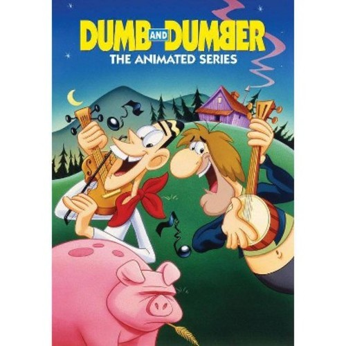 Dumb and Dumber: The Animated Series [2 Discs] [DVD]