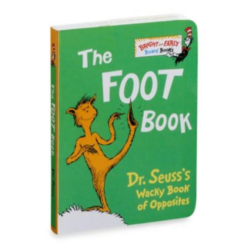 Dr. Seuss' Foot Book