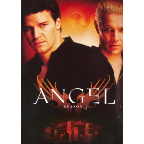 Angel: Season Five [6 Discs]