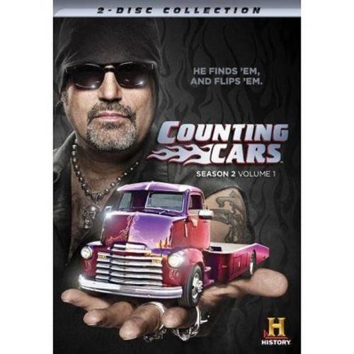 Counting Cars: Season 2, Vol. 1 [2 Discs]