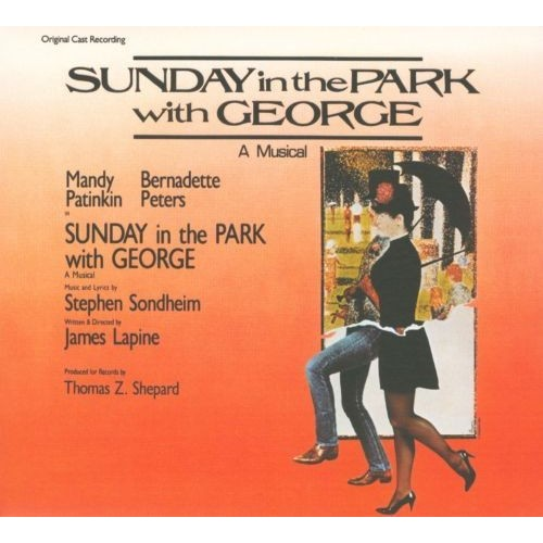 Sunday in the Park with George [Original Cast Recording] [CD]