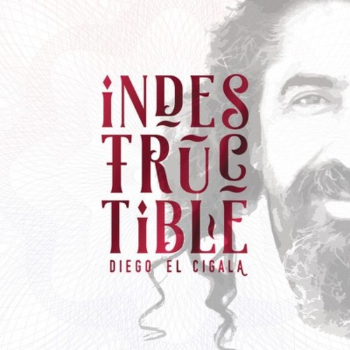Diego El Cigala - Indestructible (CD)