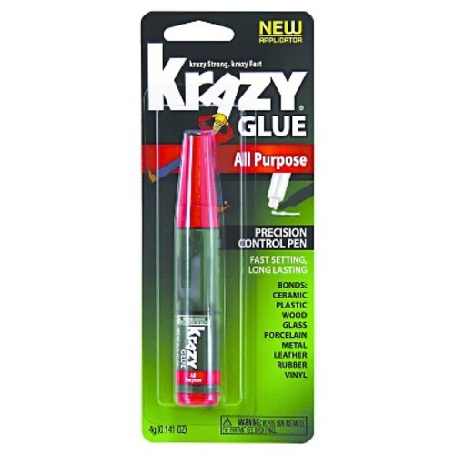 Krazy Glue All Purpose Krazy Glue, 4 g, Clear | PJP Marketplace
