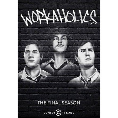 Workaholics:Final Season (DVD)