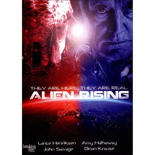 Alien Rising [DVD] [2013]