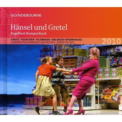 Hansel Und Gretel - CD