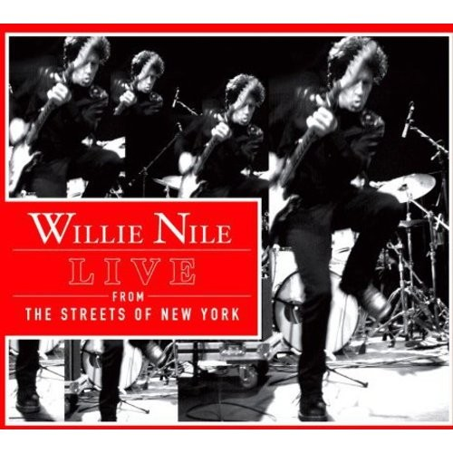 Live from the Streets of New York [CD]
