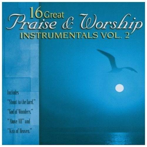 16 Great Praise & Worship Instrumenta CD