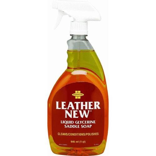 Farnam Leather New Liquid Glycerine Saddle Soap - 32602