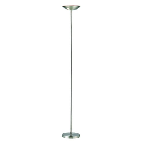 Adesso Mars LED Torchiere Floor Lamp