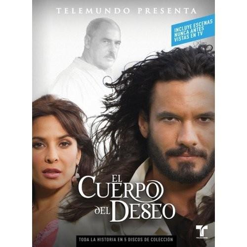 El Cuerpo del Deseo [5 Discs] [DVD]