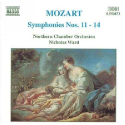 Various - Mozart: Symphonies Nos. 21-24 & 26