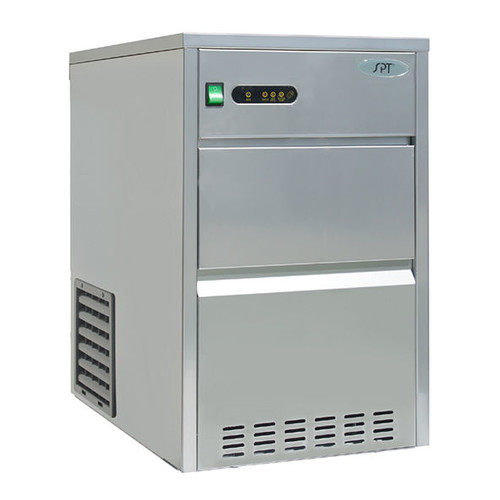 SPT IM-1109C: 110 lbs Automatic Stainless Steel Ice Maker IM-1109C