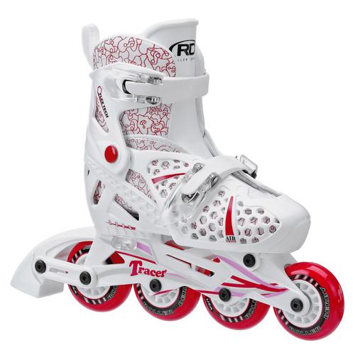 Roller Derby Tracer Girls Adjustable Inline Skate