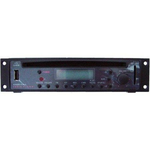 Rolls HR72 Rack Mountable CD/MP3 Disc Player HR72