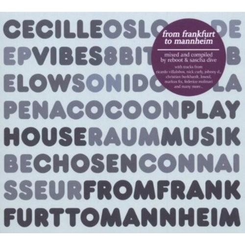 From Frankfurt to Mannheim [CD]