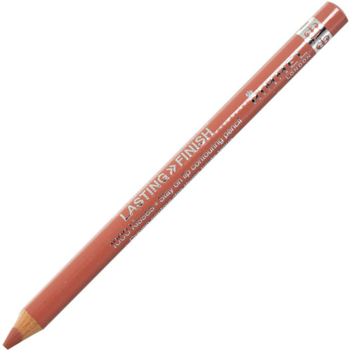 Lasting Finish 1000 Kisses Stay On Lip Liner Pencil [Nude]