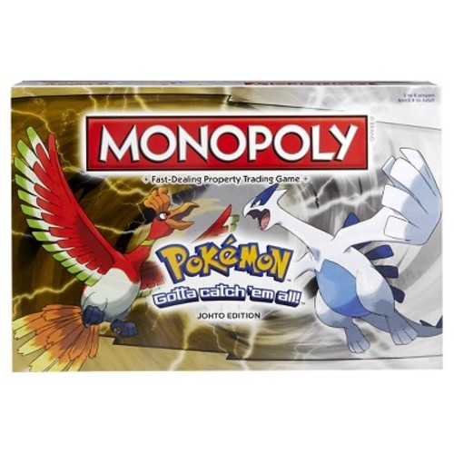 Monopoly Pokemon Board Game