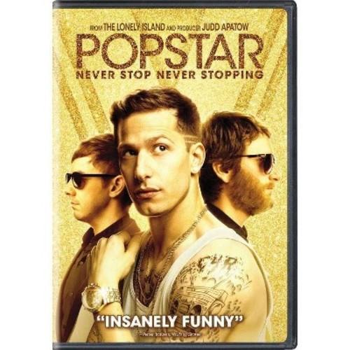 Popstar: Never Stop Never Stopping (DVD)