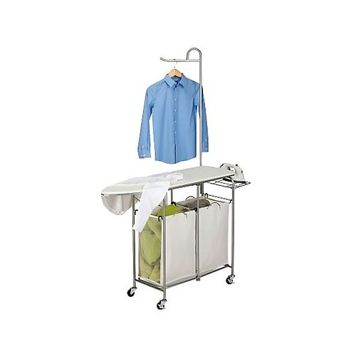 Honey-Can-Do Foldable Laundry Valet Center