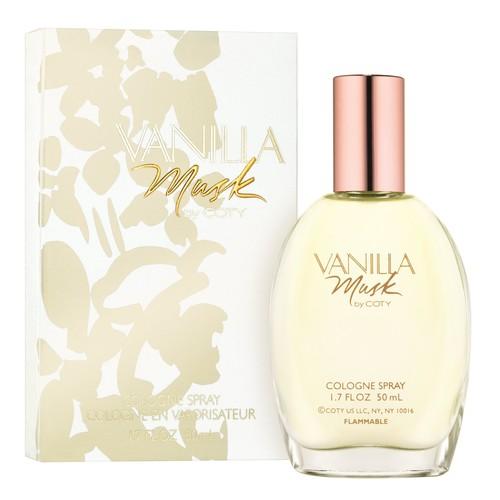 Vanilla Musk Cologne Spray, 1.7 fluid oz