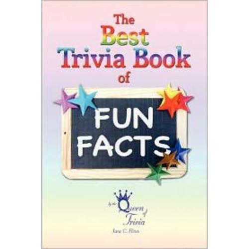 Best Trivia Book of Fun Facts : Fun Facts Trivia Jokes
