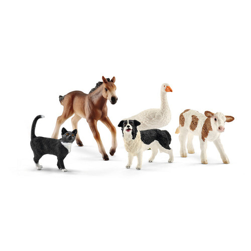 Schleich Farm World Value Pack