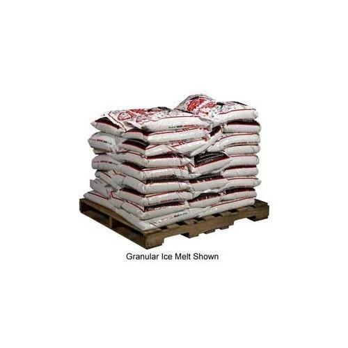 Bare Ground 50 Lb. Bag Granular Ice Melt W/ Cacl Pellets - Pallet