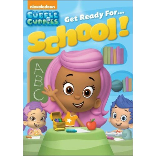 Bubble Guppies: Get Ready for School! [DVD]