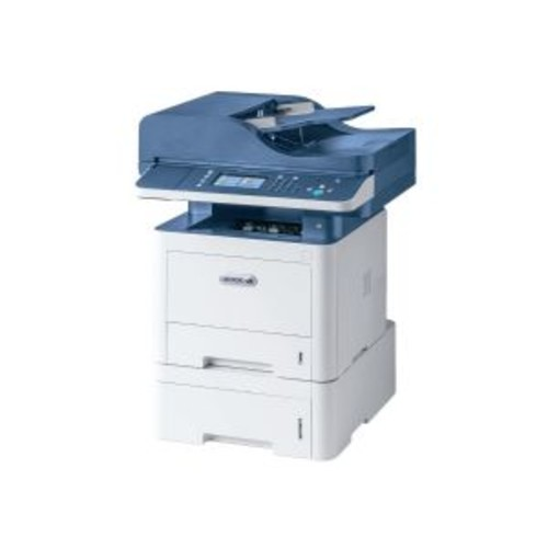 Xerox WorkCentre 3345/DNIM - Multifunction printer - B/W - laser - Legal (8.5 in x 14 in) (original) - Legal (media) - up to 42 ppm (printing) - 300 sheets - USB 2.0, Gigabit LAN, Wi-Fi - Metered